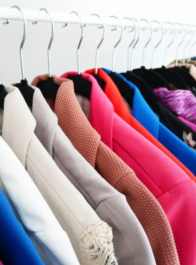 How to clean out your closet: The Wardrobe Detox
