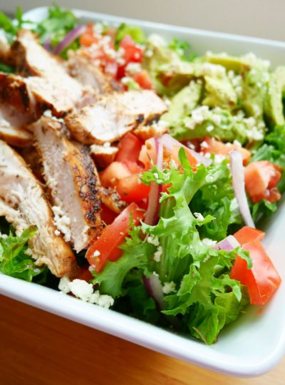 How To Make The Best Balsamic Chicken Salad