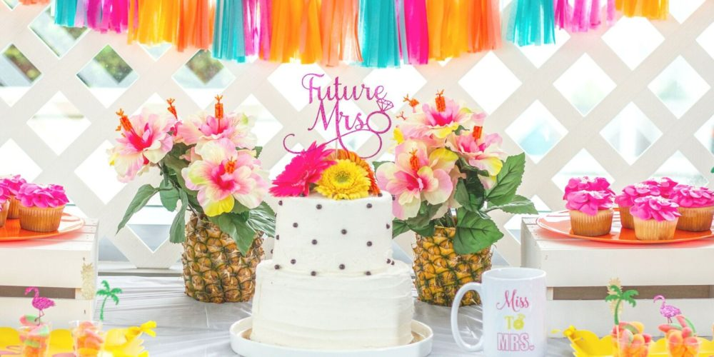 How to throw a Tropical Party