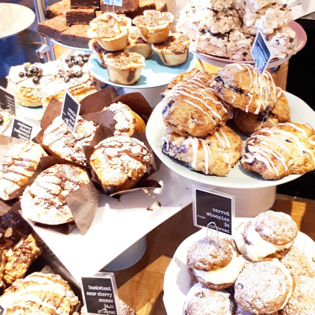 Pure Bread Whistler Bakery Treats