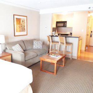 Hilton Whistler Resort & Spa Premier Studio Room