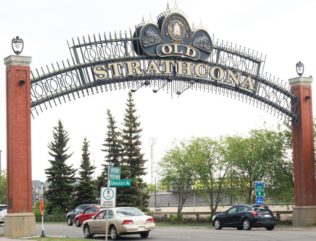 old strathcona district
