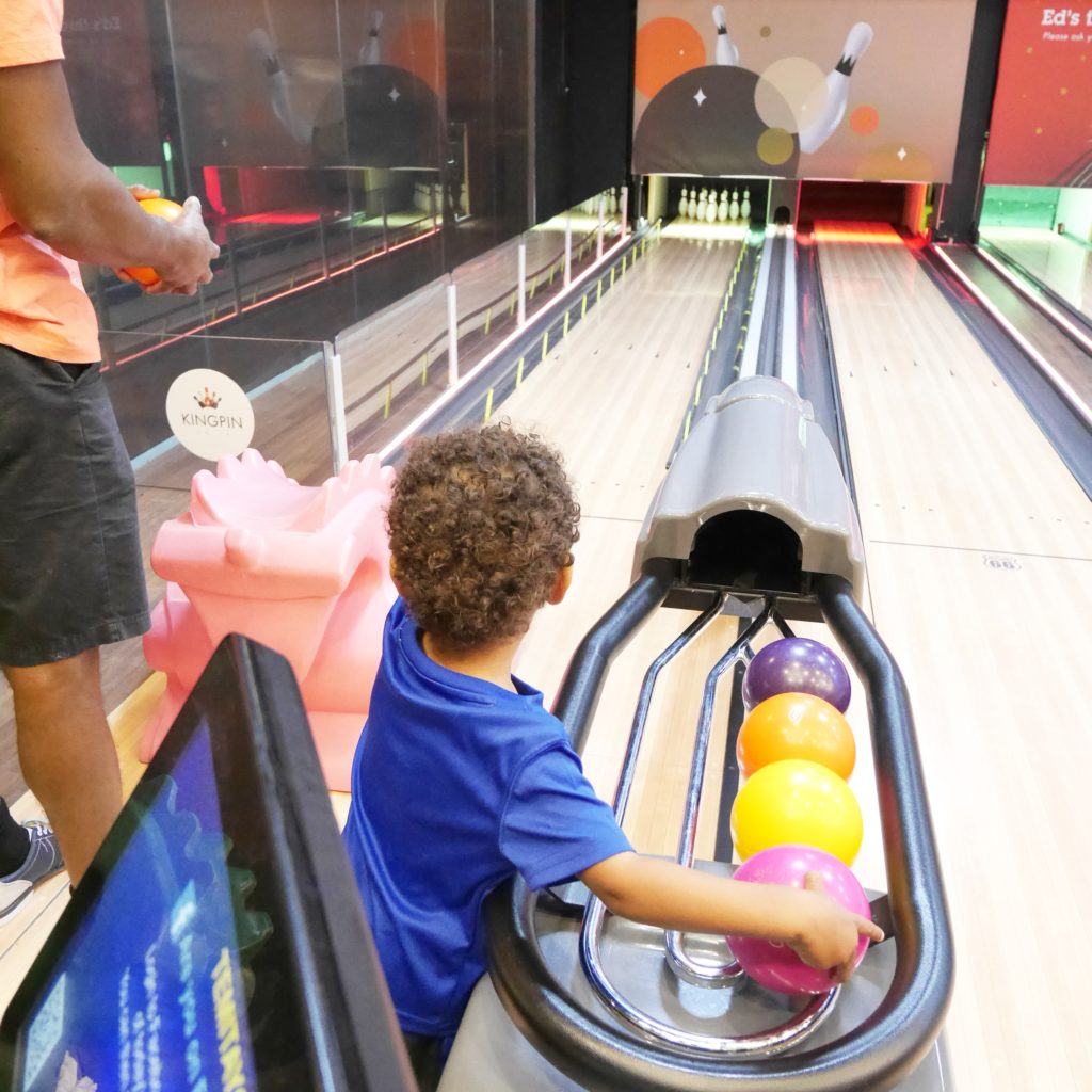 eds bowling